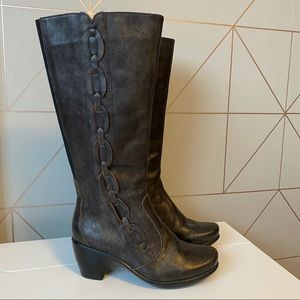 Naot Illusion Leather Boots